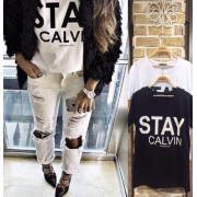 Japon Style Stay Calvin tshirt