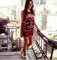 Japon Style Jordan Tshirt