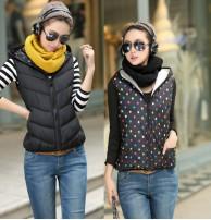 Japon Style Siyah Bayan Yelek