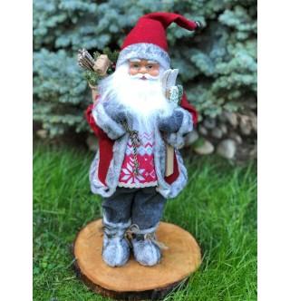 Noel Baba, Kar Taneli Kazaklı ve Kızaklı, 48 cm