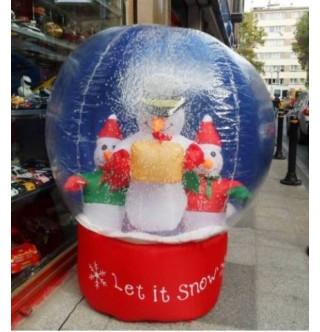 Yeni Yıl Hediyesi, Noel Baba, Kardam Adam